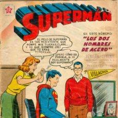 Tebeos: SUPERMÁN NOVARO. NÚM. 176 (1959).. Lote 26621442