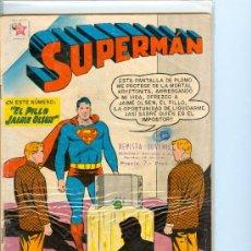 Tebeos: SUPERMÁN NOVARO. NÚM. 179 (1959).. Lote 26480211