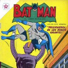 Tebeos: BATMAN SUPERMAN NOVARO Y OTRAS COLECCIONES// REIMPRESIONES DE EXCELENTE CALIDAD.. Lote 27158279