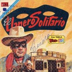 Tebeos: EL LLANERO SOLITARIO Nº333 (EDITOR. NOVARO, 1975). Lote 16127072