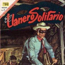 Tebeos: EL LLANERO SOLITARIO Nº168 (EDITOR. NOVARO, 1968). Lote 16166668