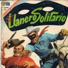 Tebeos: EL LLANERO SOLITARIO Nº171 (EDITOR. NOVARO, 1967). Lote 16166889
