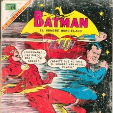 Tebeos: BATMAN NOVARO. LOTE DE 27 COMICS (1964-1974). TODOS CON SUPERMÁN. TAMBIÉN POR SEPARADO.. Lote 25270765