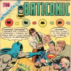 Tebeos: BATMAN NOVARO BATICOMIC NÚMEROS 46 Y 48 (1971). CON SUPERMAN. TAMBIÉN POR SEPARADO.. Lote 99738439