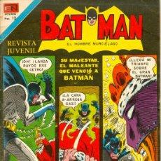 Tebeos: BATMAN NOVARO. SERIE ÁGUILA. LOTE DE 23 NÚMEROS (1975-1978). TAMBIÉN POR SEPARADO.. Lote 26306662