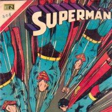 Tebeos: SUPERMAN #793 1970 EDITORIAL NOVARO MEXICO. Lote 16363515