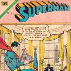 Tebeos: SUPERMAN #830 1971 EDITORIAL NOVARO . Lote 16363559