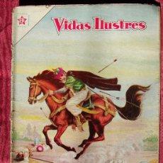 Tebeos: VIDAS ILUSTRES - OMAR KHAYYAM - EDICIONES RECREATIVAS - MEXICO. Lote 16581905