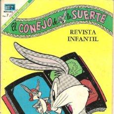 Tebeos: EL CONEJO DE LA SUERTE Nº 313. Lote 23924616
