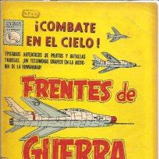 Tebeos: FRENTES DE GUERRA Nº 101 EDITORIAL LA PRENSA 1962. Lote 26368038
