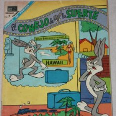 Tebeos: EL CONEJO DE LA SUERTE Nº285.NOVARO 1968 . Lote 25141894