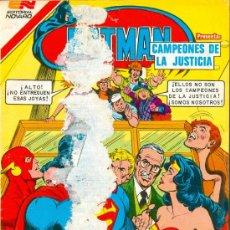 Tebeos: BATMAN NOVARO NÚMERO 1168 (CON SUPERMAN ) SERIE ÁGUILA (1983). Lote 27130848