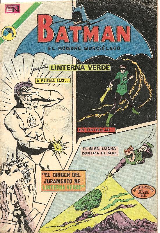 BATMAN Nº 656 (Tebeos y Comics - Novaro - Batman)