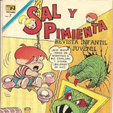 Tebeos: SAL Y PIMIENTA Nº 61. Lote 25342866