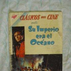 Tebeos: CLASICOS DEL CINE,SU IMPERIO ERA EL OCEANO Nº54 -1961. Lote 25735449