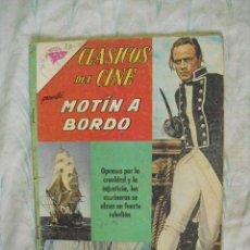Tebeos: CLASICOS DEL CINE,MOTIN ABORDO Nº 94-1963. Lote 25735400