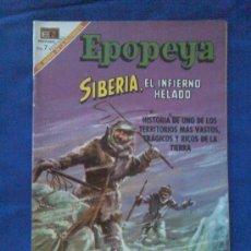 Tebeos: EPOPEYA Nº 128