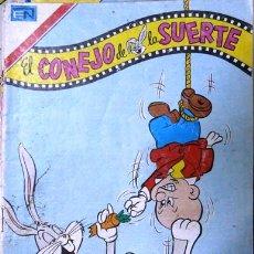 Tebeos: 1980 LOTE DE 10 EL CONEJO DE LA SUERTE # 2-586 SERIE AGUILA NOVARO BUEN ESTADO. Lote 17616459
