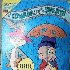 Tebeos: EL CONEJO DE LA SUERTE # 3-68 - SERIE AVESTRUZ - EDITORIAL NOVARO - AÑO 1980 - JOYA DE COLECCION. Lote 25137605
