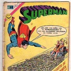 Tebeos: SUPERMAN Nº884 NOVARO. Lote 17882954