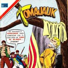 Tebeos: COMIC TOMAJAUK-SERIE AGUILA N 2-279 1978 NOVARO. Lote 18022637