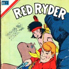 Tebeos: COMIC-RED RYDER SERIE AGUILA N 2-463 1979 NOVARO. Lote 18022783
