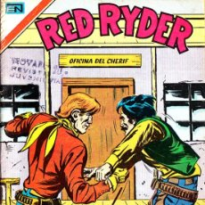 Tebeos: COMIC-RED RYDER SERIE AGUILA N 2-443 1979 NOVARO. Lote 18022795