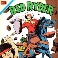 Tebeos: COMIC-RED RYDER SERIE AGUILA N 2-444 1979 NOVARO. Lote 18022815