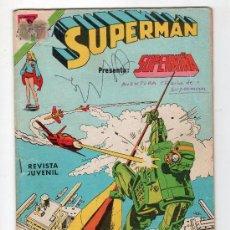 Tebeos: SUPERMAN. EDITORIAL NOVARO AÑO XXIII. Nº 997. 25 ENERO 1975. Lote 18569563