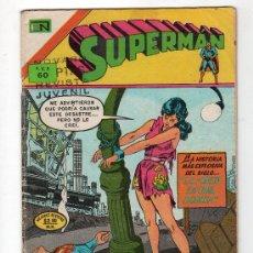 Tebeos: SUPERMAN. EDITORIAL NOVARO AÑO XXIII. Nº 993. 28 DICIEMBRE 1974. Lote 18569578