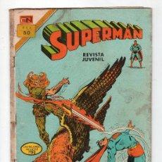 Tebeos: SUPERMAN. EDITORIAL NOVARO AÑO XXIII. Nº 988. 25 NOVIEMBRE 1974. Lote 18569608