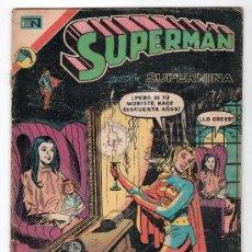 Tebeos: SUPERMAN. EDITORIAL NOVARO AÑO XXI. Nº 893. 3 ENERO 1973. Lote 18569751