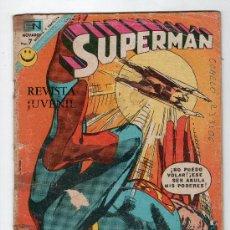 Tebeos: SUPERMAN. EDITORIAL NOVARO AÑO XXI. Nº 865. 21 JUNIO 1972. Lote 18569757