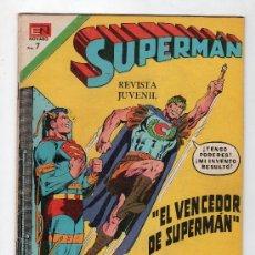 Tebeos: SUPERMAN. EDITORIAL NOVARO AÑO XXI. Nº 891. 5 ENERO 1973. Lote 18569780