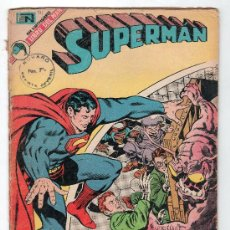 Tebeos: SUPERMAN. EDITORIAL NOVARO AÑO XXII. Nº 911. 9 MAYO 1973. Lote 18569835