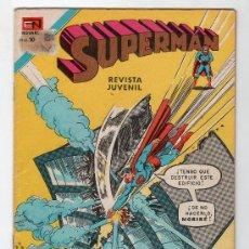 Tebeos: SUPERMAN. EDITORIAL NOVARO AÑO XXIII. Nº 996. 18 ENERO 1975. Lote 18569842