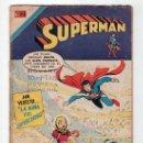 Tebeos: SUPERMAN. EDITORIAL NOVARO AÑO XXII. Nº 953. 27 FEBRERO 1974. Lote 18569887