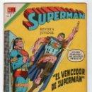 Tebeos: SUPERMAN. EDITORIAL NOVARO AÑO XXI. Nº 891. 5 ENERO 1973. Lote 18569911