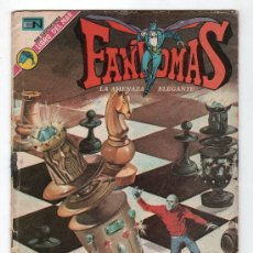Tebeos: FANTOMAS. EDITORIAL NOVARO AÑO V. Nº 121. 23 JUNIO 1973. Lote 18569998