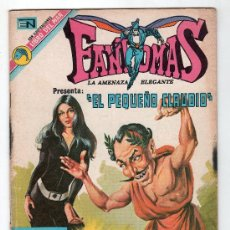 Tebeos: FANTOMAS. EDITORIAL NOVARO AÑO V. Nº 115. 18 MAYO 1973. Lote 18570015