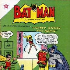 Tebeos: BATMAN SUPERMAN NOVARO EDITORIAL NOVARO Y OTRAS COLECCIONES// REIMPRESIONES EXCELENTE CALIDAD. Lote 34563167