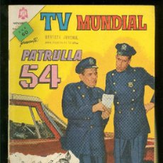 Tebeos: PATRULLA 54. Nº 37. LOS MUEBLES DESAPARECIDOS.. Lote 19258321