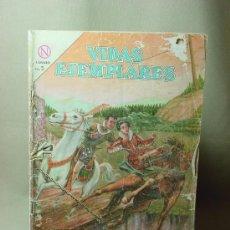 Tebeos: TBO, COMIC, VIDAS EJEMPLARES, SAN FRANCISCO DE BORJA, Nº 169, 1964, EDITORIAL NOVARO. Lote 19538512
