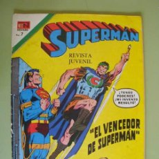 Tebeos: SUPERMAN. Nº 891. ENERO 1973. EDITORIAL NOVARO. Lote 19481465