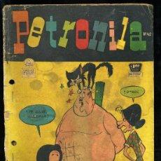 Tebeos: PETRONILA TIPO NOVARO Nº 42 28 DE FEBRERO 1958. LA PRENSA. Lote 19652991