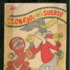 Tebeos: NOVARO. EL CONEJO DE LA SUERTE. Nº 94. 1958.. Lote 19654279