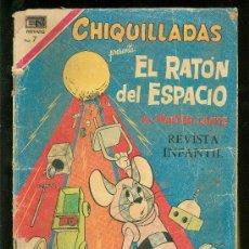 Tebeos: CHIQUILLADAS. EL RATON DEL ESPACIO. WALTER LANTZ. REVISTA INFANTIL. Nº 307.. Lote 20174714