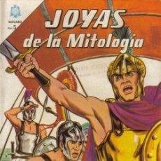 Tebeos: LEYENDAS - AVENTURAS -EPOPEYA - MITOLOGÍA (NOVARO) ORIGINAL 1964-1965 LOTE. Lote 26894468