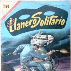 Tebeos: EL LLANERO SOLITARIO # 175 NOVARO 1967 BUEN ESTADO DE CONSERVACION. Lote 27159505