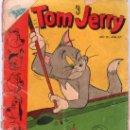 Tebeos: TOM Y JERRY. AÑO III. Nº 33. EDITORIAL NOVARO. FALTA CONTRAPORTADA.. Lote 20479443